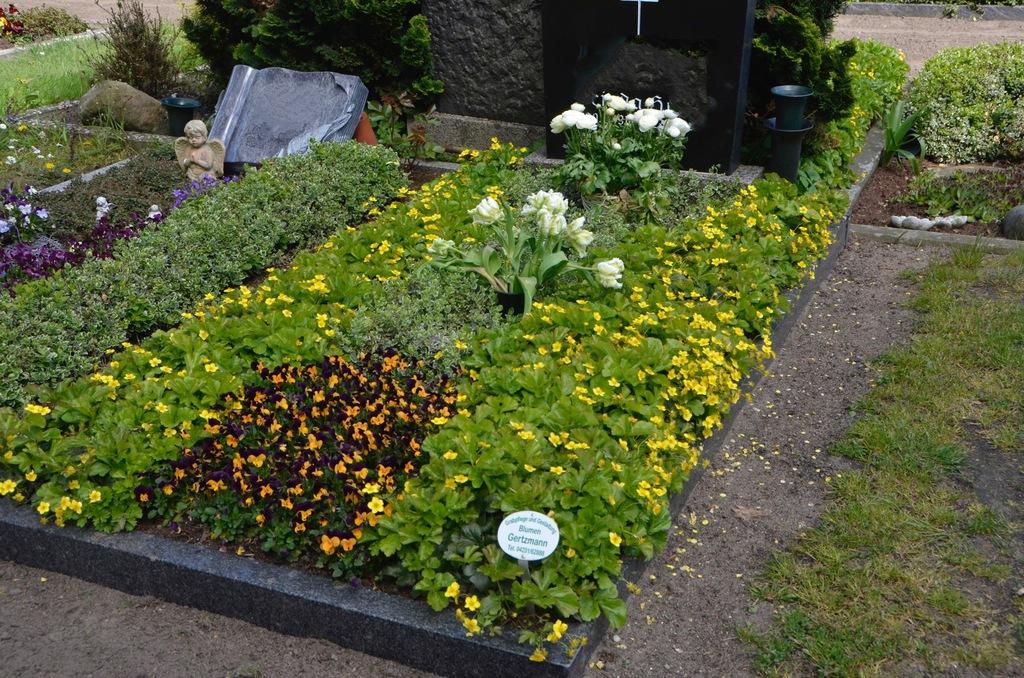Blumen Gertzmann Grabpflege
